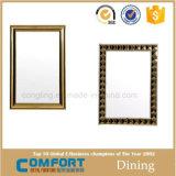 Espejo decorativo del cuarto de baño de la alta calidad del rectángulo de la plata competitiva de la luz