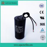 Бег мотора AC Cbb60 и металлизированный стартом пленочный конденсатор для моющего машинаы