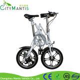Vélo se pliant électrique de type de mode avec 7-Speed Derailleur