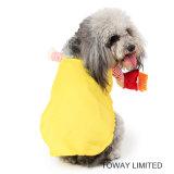 Le modèle personnalisent des costumes d'animal familier de Dogcosplay de vêtements de crabot de Mcdonald