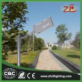 30W luz solar larga del jardín de la vida útil LED
