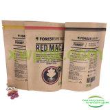 Paquet chaud de Doy de sac de papier d'emballage de joint pour l'avoine roulée