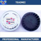 protezione d'argento di plastica del centro di rotella dell'automobile dell'ABS di marchio dell'automobile di 65mm