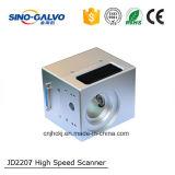 전화 상자에 표를 하기를 위한 Laser Galvo 표하기 헤드 Jd2207