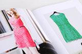 Женщины одевая обслуживание печатание каталога A4