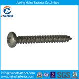 Parafuso principal escareado cabeça de batida do aço inoxidável da bandeja do parafuso de máquina do parafuso do auto do parafuso do prendedor de DIN7981 DIN7982 DIN7985