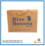 Custominzed Fashion Shopping와 Gift Kraft Paper Bag (GJ-Bag409)