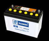 Customed Car Battery 59018 12V DIN Standard Mf Battery