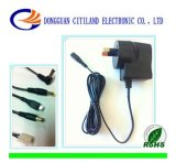 5W SAA Plug AC/DC Adapter Black