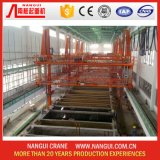 Aluminum Profile Anodizing Line를 위한 수동 Auto Crane
