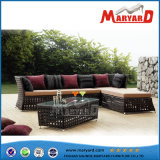 Rotin Furniture et Outdoor Selectional Sofa
