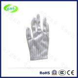Голубая линия удлиненные Nylon противостатические перчатки (EGS-06)