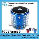 Altofalante sem fio estereofónico de Bluetooth da fidelidade elevada com iluminação colorida