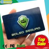 Кредит RFID нового вымысла HUAYUAN обеспеченный преграждая протектор карточки