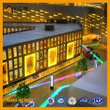 Modelo bonito de /Building do modelo da casa de campo do ABS da alta qualidade/modelo da casa/modelo bens imobiliários/todo o tipo da manufatura dos sinais