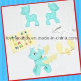 2016 reizende Mini-DIY Montage-Plastikpferden-Spielzeug der Verkaufsförderungs-