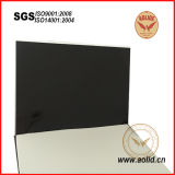 material preto de Flexo da resina de 2.84mm Photopolymer Digital