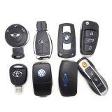 mecanismo impulsor plástico del flash del USB del clave del coche de 128g USB3.0