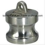 投資鋳造のステンレス鋼カムロックタイプDpの塵のプラグ