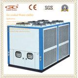 Refroidisseur d'eau dans le réfrigérateur industriel avec le compresseur de Bristal