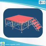 Stadium van de Partij van het aluminium het Lichtgewicht Duurzame op het Stadium van het Vermaak van de Verkoop