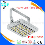 Factory Supply imperméable à l'eau IP65 80W LED Tunnel Lamp