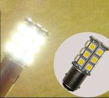 diseño 9-32V para el infante de marina solamente 1157 bombilla marina de la lámpara LED de Bay15D Ba15D