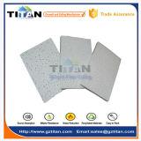 O teto mineral acústico da fibra telha especificações