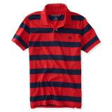 Рубашка пола хлопка 2016 людей верхнего качества Striped