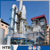 Hoher thermische Leistungsfähigkeits-verteilendes Flüssigbettdampfkessel