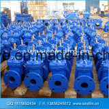 Cer und Wras Certified Non-Rising Metal Seated Stem Gate Valve
