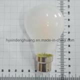 Lâmpada de filamento A60 do diodo emissor de luz 4W E27/B22