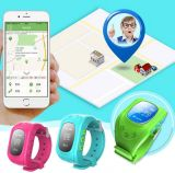 Kids Smart Watch Phone com GPS Tracker Security Monitor
