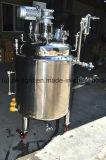 pharmazeutische/kosmetische Emulsion-rührendes Becken des Edelstahl-1000L