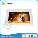 10 LCD van de duim het Scherm van de Vertoning van de Reclame met Hoge Facultatieve Helderheid (mw-102ABS)