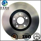 OEM Solid Brake Disc Fit pour Toyota