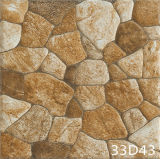 Telha de assoalho Cobbled pedra da porcelana do material de construção (300X300mm)