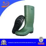 PVC впрыски зеленого колена способа высокий Boots 66712