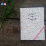 64k personnalisé Hardcover Paper Notebook avec la bande élastique (XL-64K-YP-01)