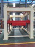 Automatische Baustein-Produktion- von Ausrüstungsgegenständenzeile mit Kohlensäure durchgesetzter konkreter AAC Block, der Maschine herstellt