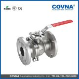 Steel di acciaio inossidabile 316 Manual Ball Valve per Water