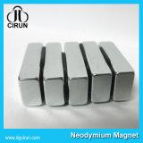 Blok van de Magneet van het Neodymium van de Grootte van de douane het Super Sterke Grote