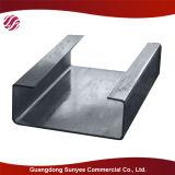Acero hueco de acero de la sección de la bobina de acero