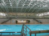 Swimming Pool의 강철 Space Frame Roof