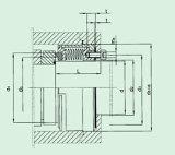 Mechanische Dichtung für Hochviskositätsagens (HBM 2)