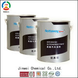 Jinwei Colorful Absolutely Label privé Polyester Liquid Metallic Paint Nsm663