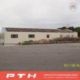 Prefab легкое здание мастерской стальной структуры установки