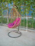 Oscillazione poco costosa del patio del rattan del PE di alta qualità