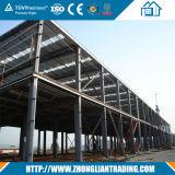 Construção de aço Pre-Projetada alta qualidade para países de África