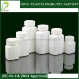 Бутылка пластмассы HDPE высокого качества фармацевтическая